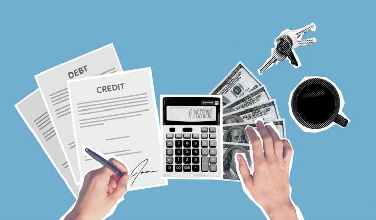 rachat crédit avec hypotheque