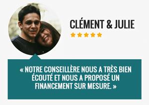 Avis de Clément et Julie